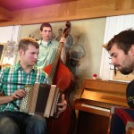 Stefan, Toni und Martin Schuler
