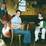 Alois Föhn, Reto Horat und Nicole