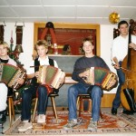 Nicole, Leandra, Ivan und Marcel Lenggenhager