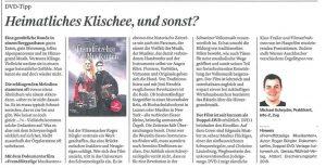 Zuger Zeitung 16. März 2017