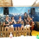 Giswiler Ländlerladies am Eidg. Volksmusikfest Chur 2011