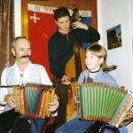 Chlausabig 98, Seebi, Nicole und Marcel Lenggenhager