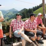 Schwing- und Älplerfest auf der Rigi