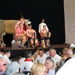 Schwing- und Älplerfest auf der Rigi (Mittagspause)