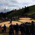 Schwingfest Rigi